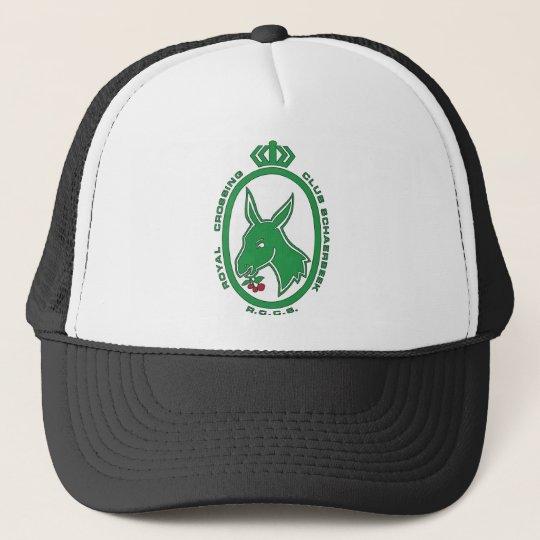 Casquette Vintage Supporter's Hat - Crossing Schaerbeek 1972