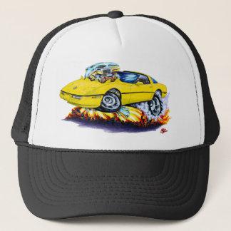 Casquette Voiture 1984-93 jaune de Corvette