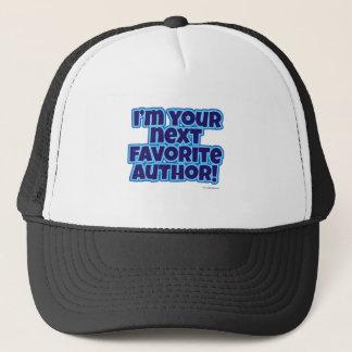 Casquette Votre prochain auteur préféré