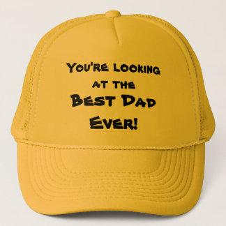 Casquette Vous regardez le meilleur papa jamais !