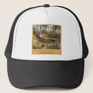 Casquette Vue de forêt