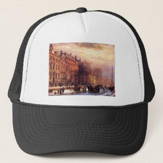 Casquette Vue sur Heerengracht à Amsterdam par Cornelis