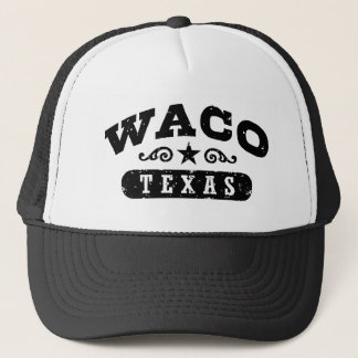 Casquette Waco le Texas