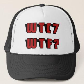 CASQUETTE WTC 7 WTF ?