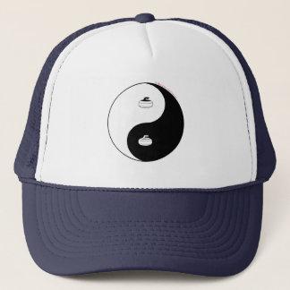 Casquette Yin de bordage Yang