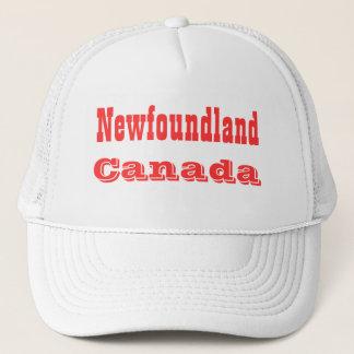 Casquettes de camionneur de Terre-Neuve Canada