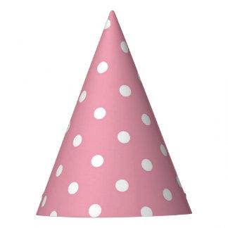 Casquettes de fête d'anniversaire de point de chapeaux de fètes