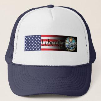 Casquettes de liberté de patriote de thé