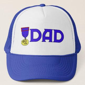 Casquettes et casquettes de fête des pères