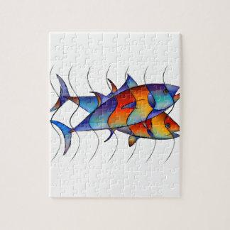 Cassanella - poisson rêveur puzzle