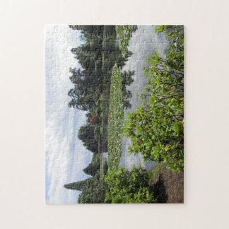 Casse-tête de scène de lac (252 morceaux) puzzle