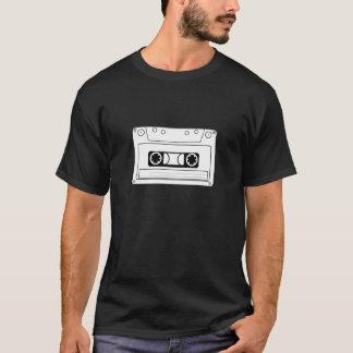 Cassette. T-shirt