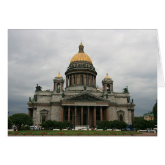 Cathédrale de Kazansky Carte