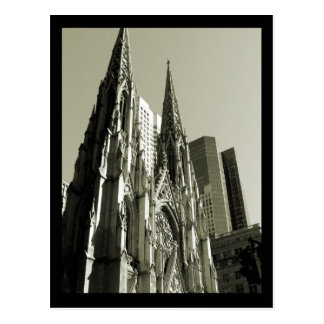 Cathédrale de NYC St Patrick Cartes Postales