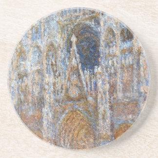 Cathédrale de Rouen, magie dans le bleu par Claude Dessous De Verre