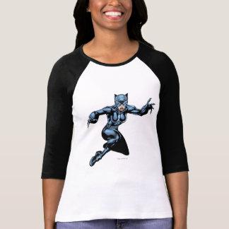 Catwoman avec des griffes t-shirt