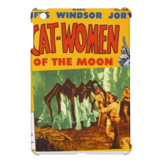 Catwomen sur la lune coques pour iPad mini