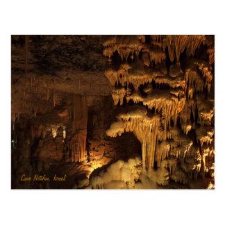 Caverne Netifim, Israël Cartes Postales