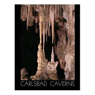 Cavernes parc national, Nouveau Mexique de Carte Postale