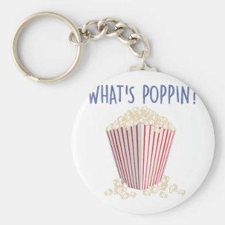 Ce qui est Poppin Porte-clés