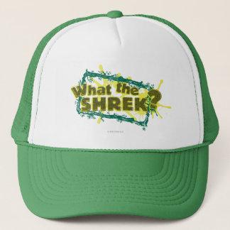 Ce qui Shrek ? Casquette