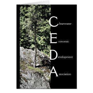 CEDA - Algemene Groet (Boom) Kaart