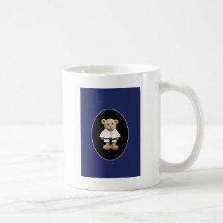Ceinture noire de judo mug