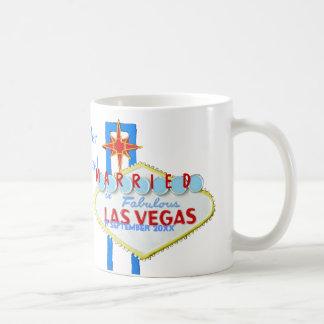 Célébration de mariage de Las Vegas Mug