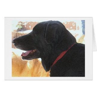 Célébrez l'anniversaire de l'amoureux des chiens carte de vœux