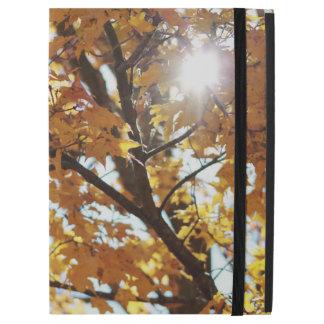 Célébrez le coque ipad d'automne
