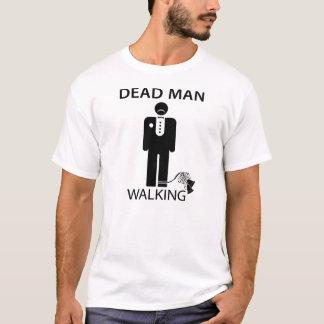 Célibataire : T-shirt de base de marche d'homme