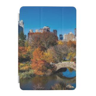 Central Park dans le feuillage New York d'automne Protection iPad Mini