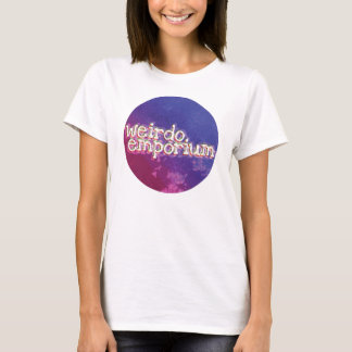 Centre commercial de Weirdo T-shirt