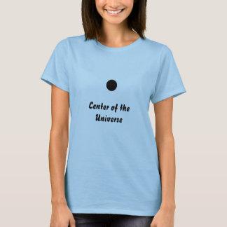 Centre de l'univers t-shirt