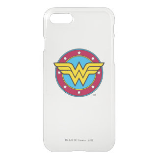 Cercle de la femme de merveille   et logo coque iPhone 7