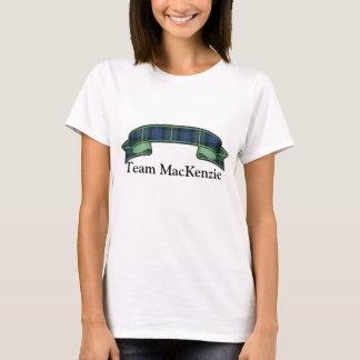 Cerf de Liliana - T-shirt du Mackenzie d'équipe
