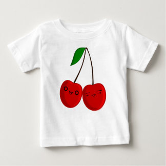 Cerise de Chibi T-shirt Pour Bébé
