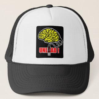 Cerveau à décharger casquette
