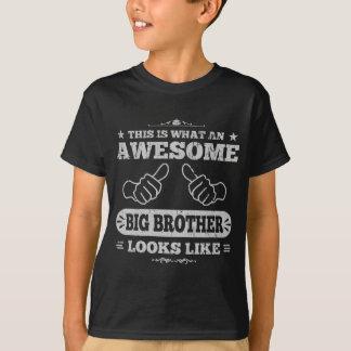 C'est à quel frère impressionnant ressemble t-shirt