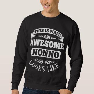 C'est à quel Nonno impressionnant ressemble Sweatshirt
