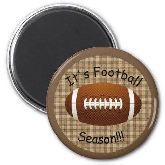 C'est aimant de saison de football