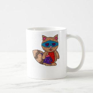 C'est la dernière année du raton laveur mug