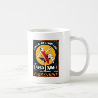 C'est la nuit des dames ! mug
