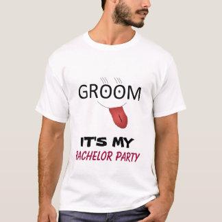 C'est MON T-shirt d'ENTERREMENT DE VIE DE JEUNE
