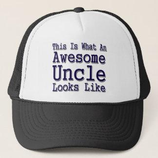 C'est quel oncle impressionnant Looks Like Casquette