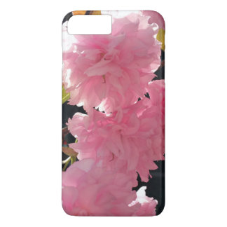 c'est toutes les fleurs roses coque iPhone 7 plus