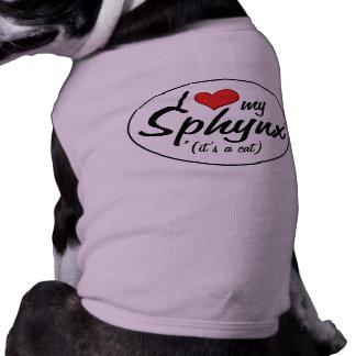 C'est un chat ! J'aime mon Sphynx T-shirt Pour Animal Domestique