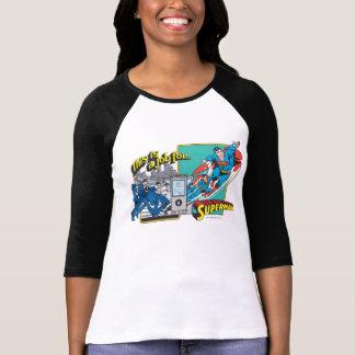 C'est un for�Superman 2 du travail T-shirt