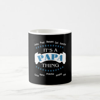 C'est une chose de papa mug