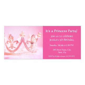 C'est une princesse Party ! Invitation